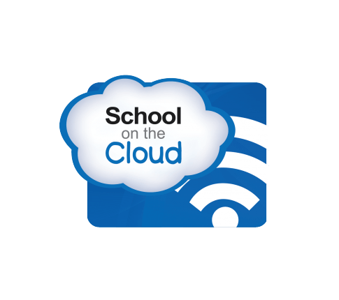 School on the cloud image