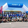 ASSIST Biking Club cycling for children with autism 2018