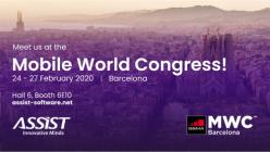 Meet ASSIST Software at the Mobile World Congress 2020! - promoted picture