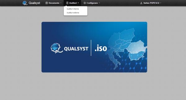 Qualsyst Dashboard