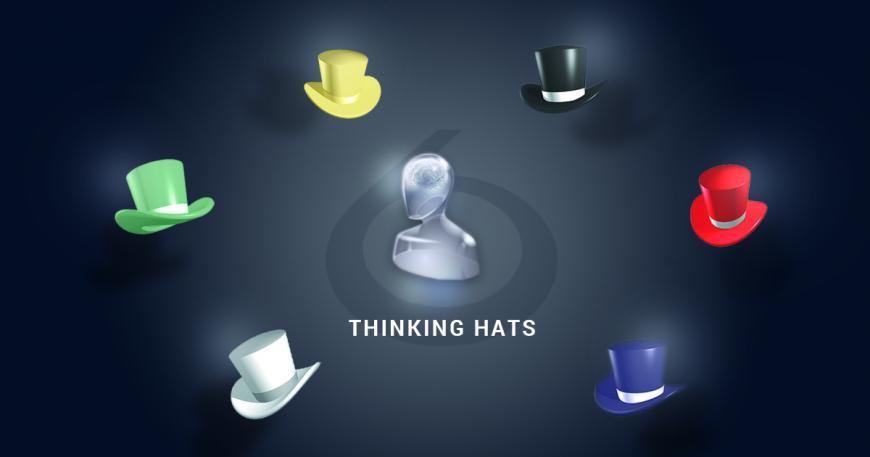 six thinking hats technique