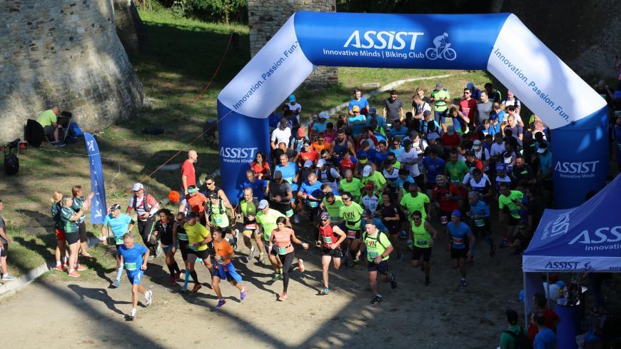 ASSIST Software sustaining life at Suceava Marathon - cover photo