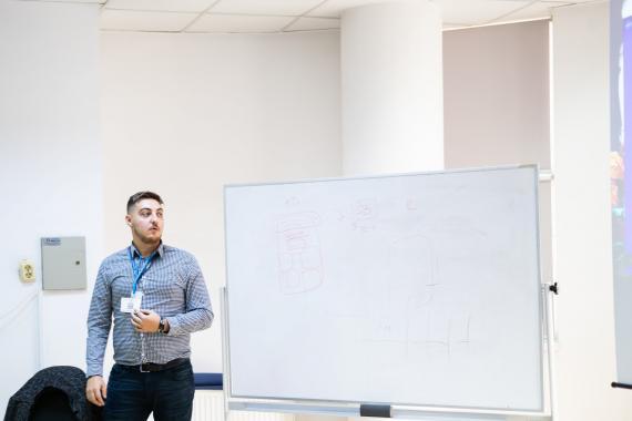 Iulian Tudose, representative speaker of ASSIST Software