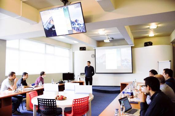 Final presentation at Best Innovative Minds 2017