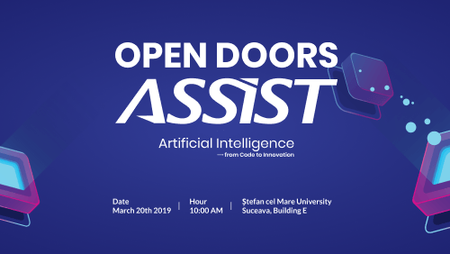 ASSIST Software Open Doors 2019 - promoted picture