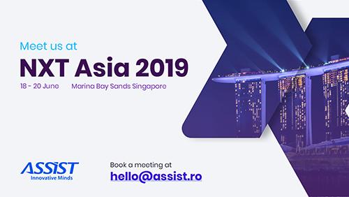 Meet ASSIST Software at NXTAsia 2019-ASSIST Software Romania