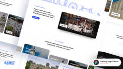 #Tips for Creating a Purposeful Landing Page - promoted image