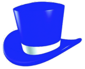 Blue-hat