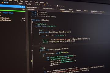 Example of Design Patterns in C#