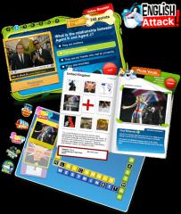 English attack picture